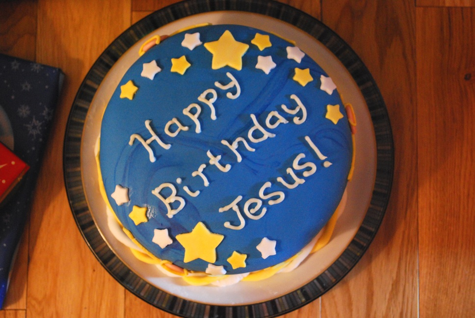 Sensational Happy Birthday Jesus Without Adornment Personalised Birthday Cards Veneteletsinfo
