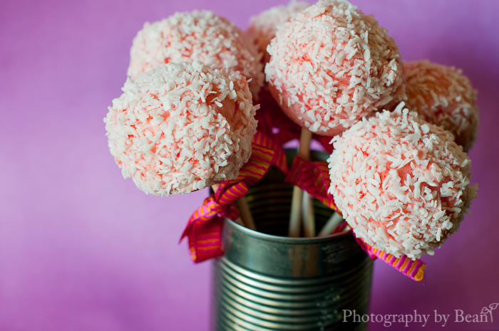 ... cake pops for the Raw Cake Pop Challenge hosted by Vegan Culinary
