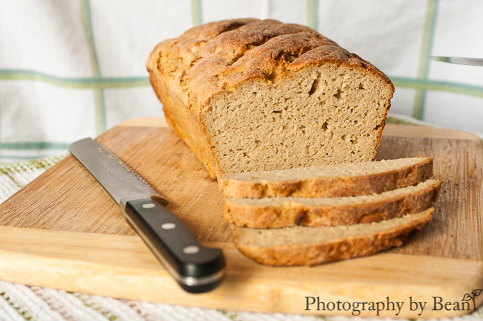 Vegan Gluten Free Potato Bread Version 2 Without Adornment