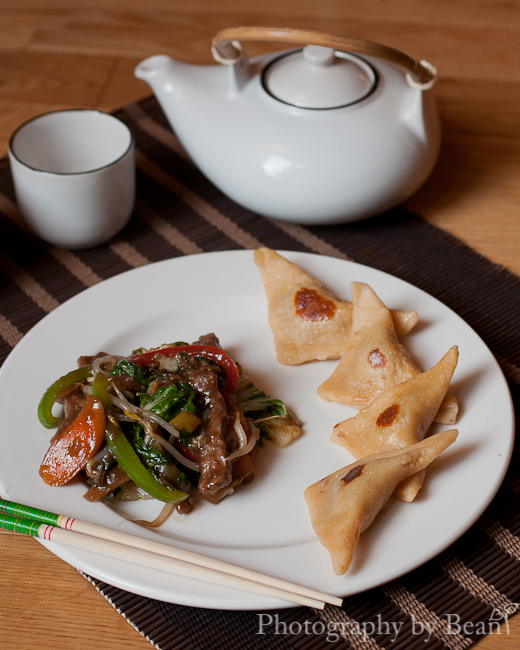 Gluten Free Ginger Beef and Pork Dumplings-2