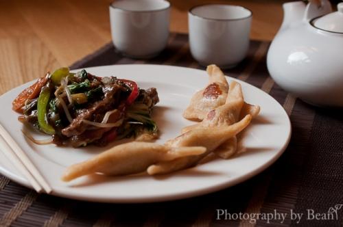 Gluten Free Ginger Beef and Pork Dumplings-3