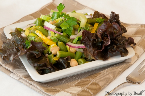 My Judy the Foodie-Bean Salad-2