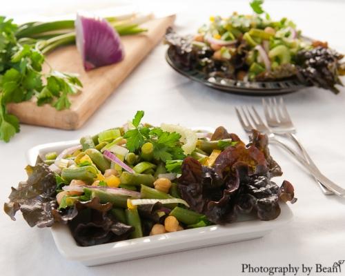 My Judy the Foodie-Bean Salad-4