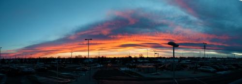 Feb-Sunset