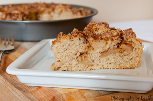 Chocolate and Chilies Apple Cake-1