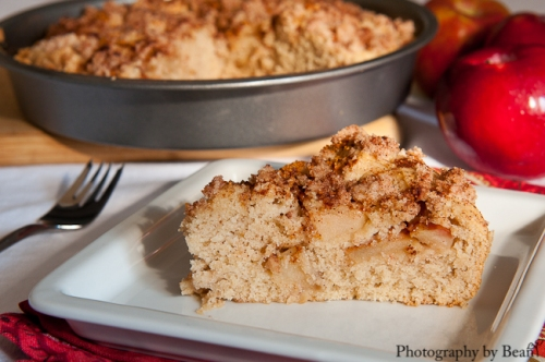 Chocolate and Chilies Apple Cake-3