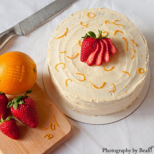 Lavender and Lovage Orange Cake-2