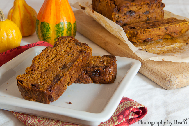 Burnt Apple Pumpking Loaf-4
