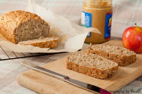 Life&Kitchen Banana Oatmeal Bread-2