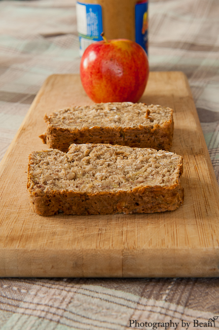 Life&Kitchen Banana Oatmeal Bread-3