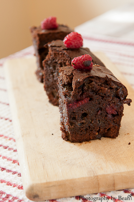 CCouscous & consciousness Raspberry Brownies-3