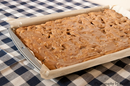 Spiffy Cookie Apple Peanut Bars-1