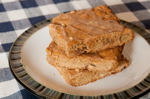 Spiffy Cookie Apple Peanut Bars-3