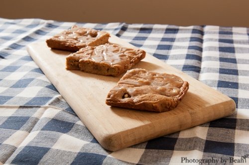 Spiffy Cookie Apple Peanut Bars-4