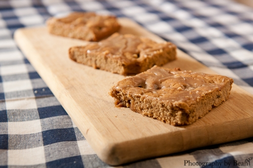 Spiffy Cookie Apple Peanut Bars-5