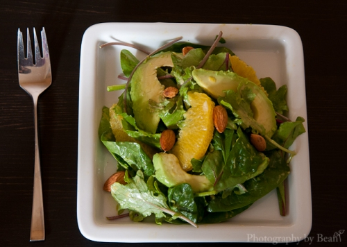 Bewitching Kitchen Avocado Orange Salad-1