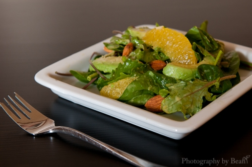 Bewitching Kitchen Avocado Orange Salad-2
