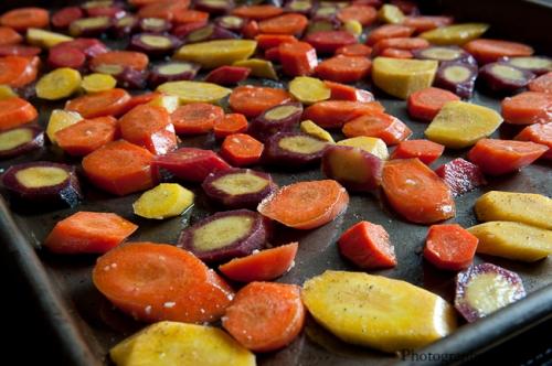Collies Kitchen Roast Carrots-1