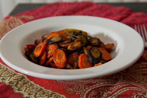 Collies Kitchen Roast Carrots-3