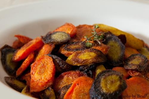 Collies Kitchen Roast Carrots-4