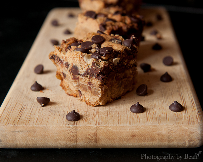 SRC: Fantastical Sharing's Peanut Butter Chocolate Cookie Bars ...